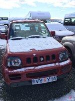 Naším Islandským parťákem se stal Suzuki Jimny