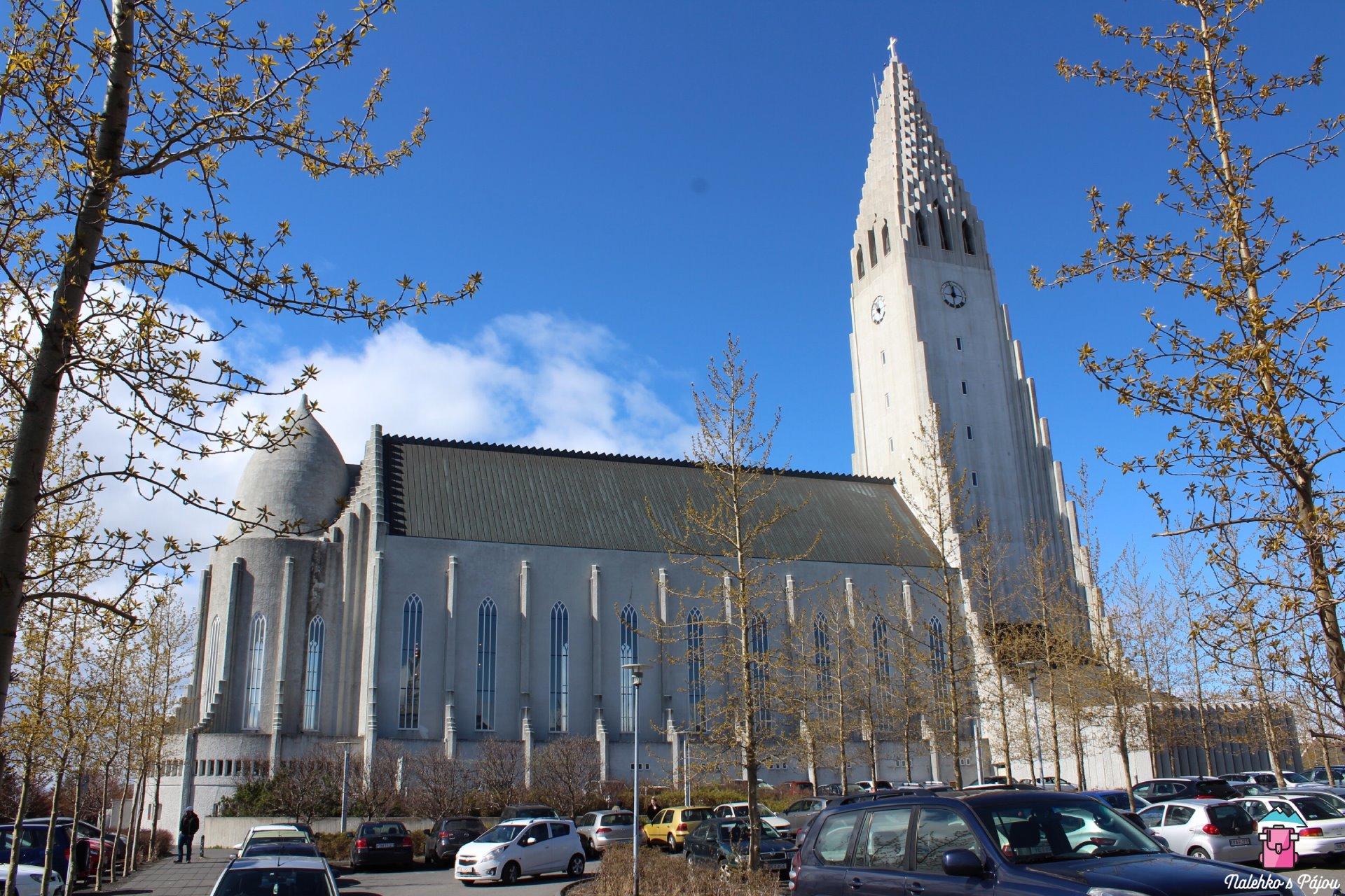 Kostel Hellgrímskirkja